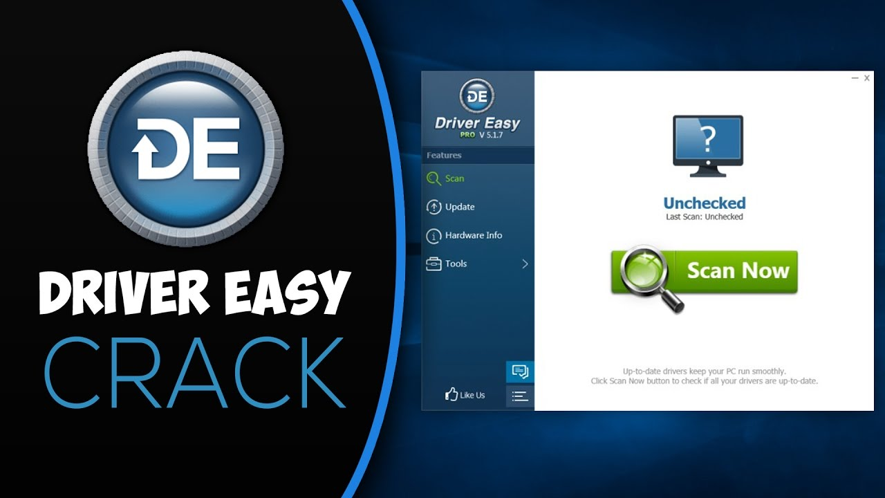 Driver Easy Pro 5.6.13 Crack With License Key Free