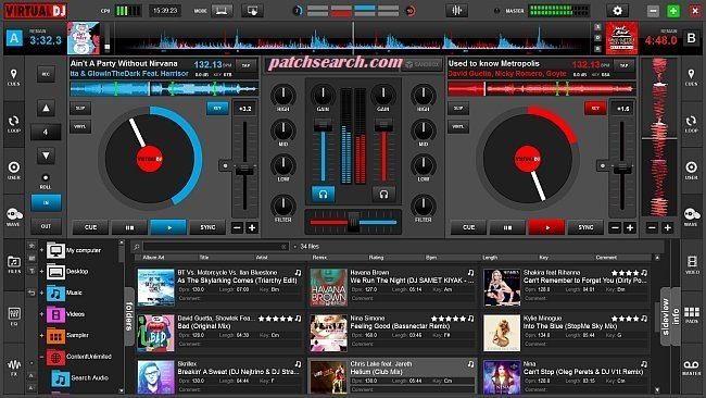 Virtual DJ Pro Crack Full Key Latest Version Download 2020