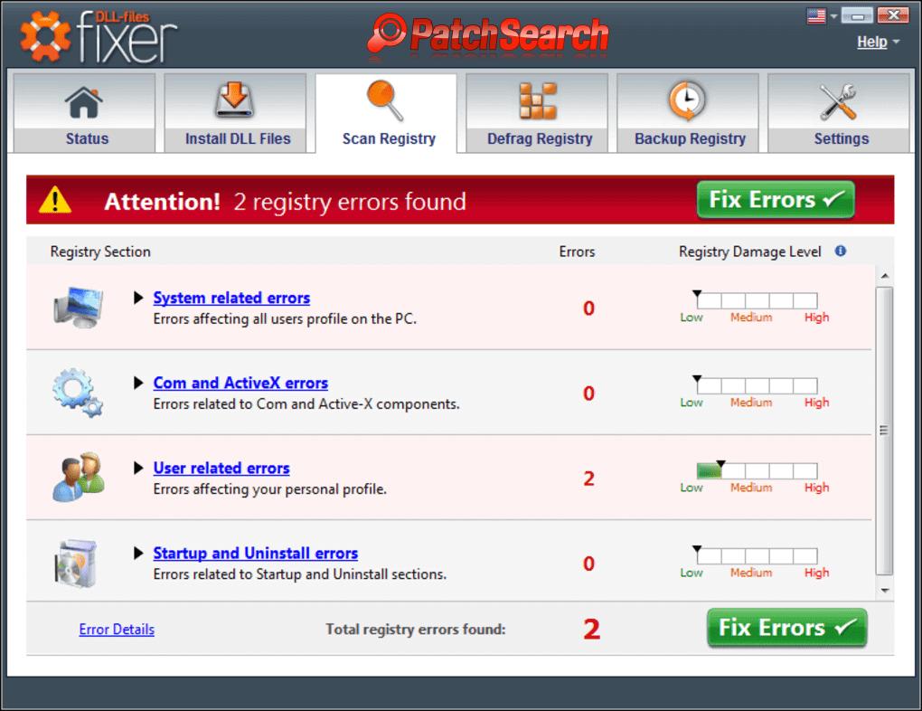 DLL Files Fixer Crack Full Key Latest Version Torrent 2020