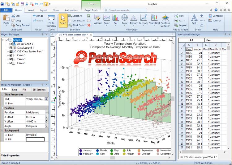 Golden Software Grapher 18.1.186 Crack Full {Latest 2021}