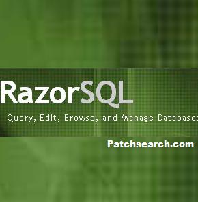 RazorSQL 9.1.2 Crack + Keygen Latest Version Download 2020