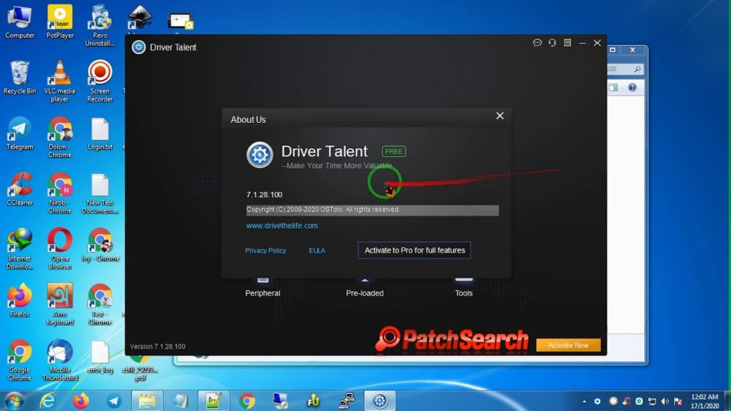 Driver Talent Pro Crack 8.0.1.8 With Activation Key [Latest]