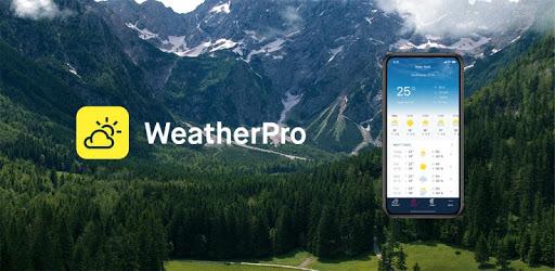 Weather Pro 5.5 Crack