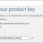 25 Character Product Key Full Version Free 2020