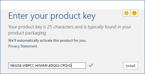 25 Character Product Key Full Version Free 2021