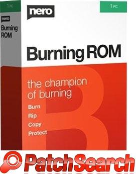 Nero Burning ROM Crack v22.0