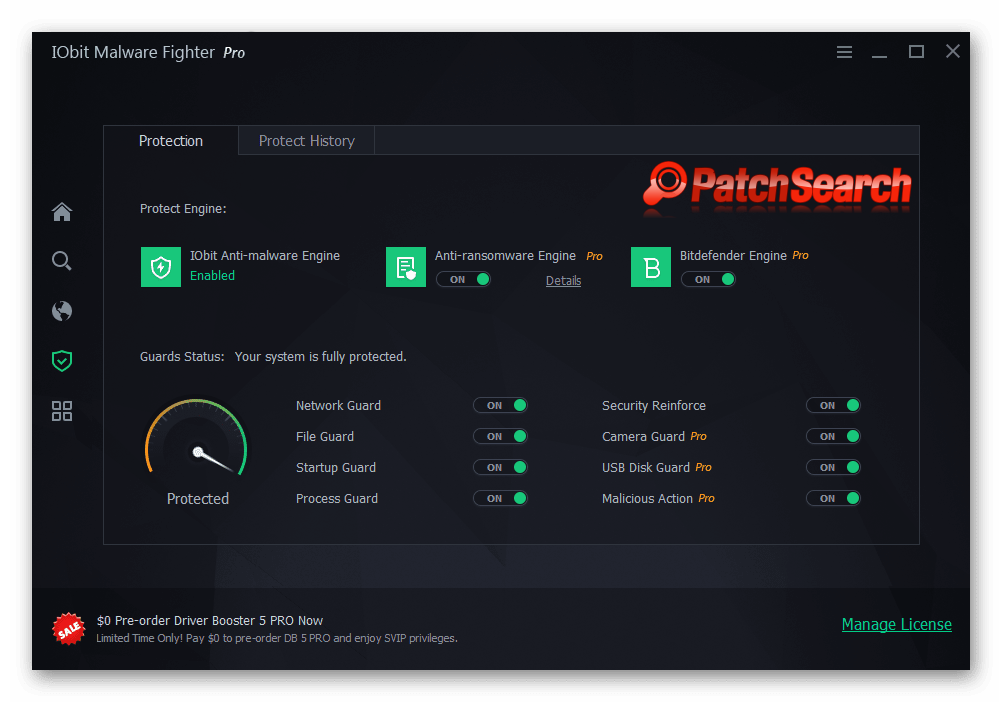 IObit Malware Fighter Pro Key 8.4.0.460 Crack Full Version Latest