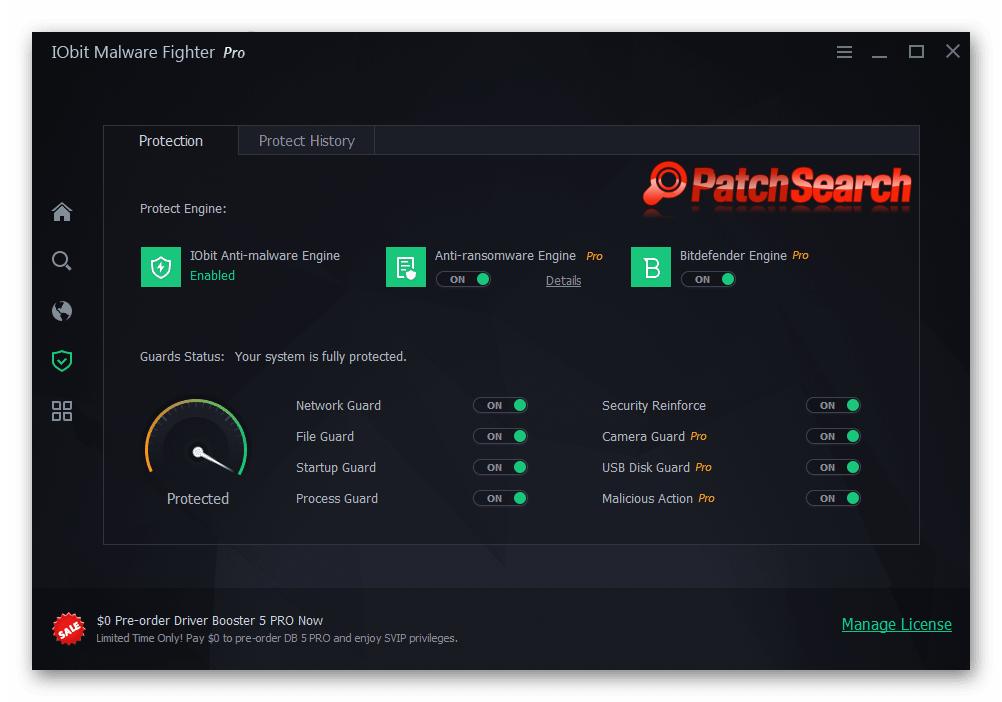 IObit Malware Fighter Pro 8.5.0.789  Crack + Keygen [Latest Version]