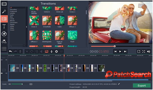 Movavi Video Editor 20.3.0 With Crack Full [Latest]