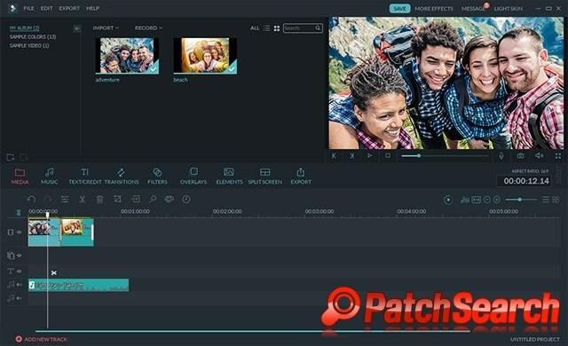 Wondershare Filmora Crack 10.0.10.20  With Registration Code 2021
