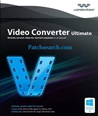 Wondershare Video Converter 12.0.5 Crack