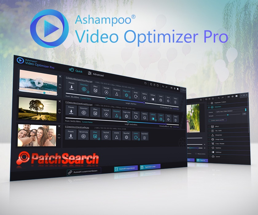 Ashampoo Video Optimizer Pro 1.0.5 With Crack {Latest}