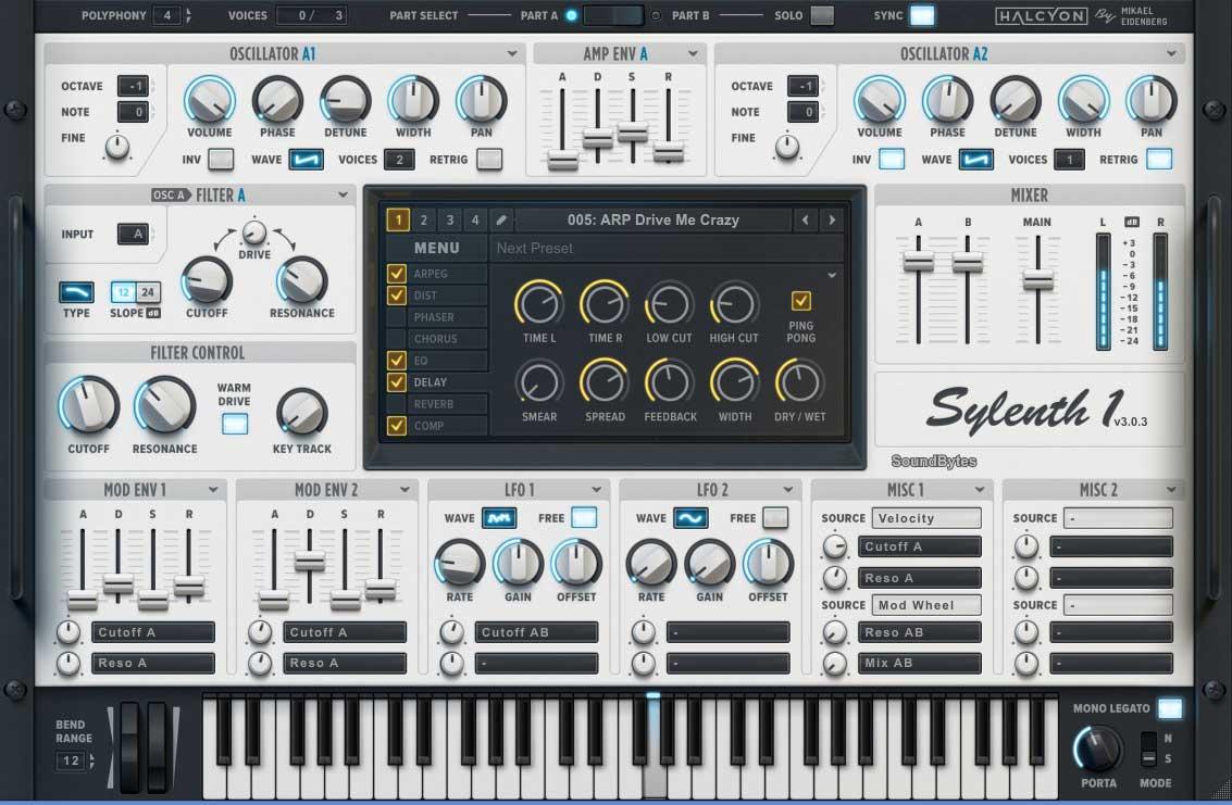 Sylenth1 V3.071 Crack 2021 Full keygen License Code Free Download